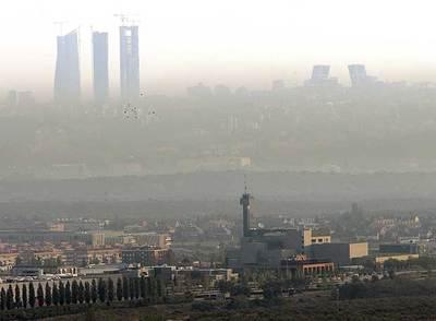 La región que más contamina de España