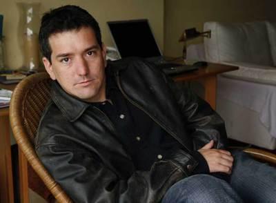 Santiago Roncagliolo ha hecho un paréntesis en la ficción para investigar al líder de Sendero Luminoso.