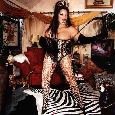 Vanessa del Río, referente del porno en los setenta.