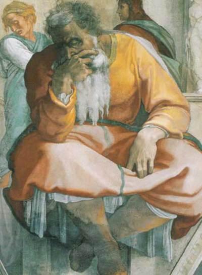 Jeremías en carne y hueso | Edición impresa | EL PAÍS