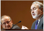 Rajoy y Solbes se enfrentan por el papel del Banco de España en la crisis