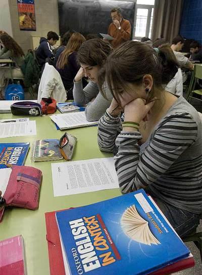En 2009, la UE medirá el nivel de idiomas de los jóvenes.