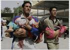 La violencia marca el quinto aniversario de la caída de Bagdad
