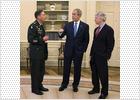 Bush suspende a partir de julio el repliegue de las tropas en Irak