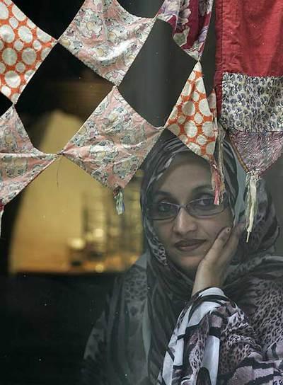 Aminetu Haidar pelea contra las secuelas físicas de su lucha.