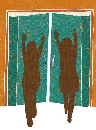 La marginación femenina en la cultura