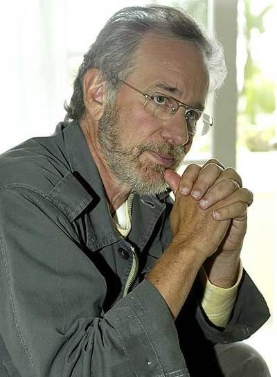Steven Spielberg, ganador de dos  oscar  como director con  La lista de Schindler  y  Salvar al soldado Ryan.