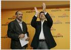 Los militantes de ERC eligen a Puigcercós y apuestan por el tripartito