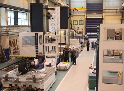 Soraluce es una empresa dentro del entramado del cooperativismo del grupo MCC, en el sector de la máquina herramienta.