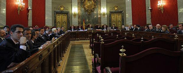 Sala segunda del tribunal supremo edici n impresa el pa s for Sala 4 tribunal supremo