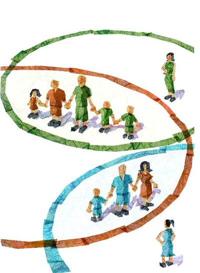 Algunso expertos pronostican que en año 2020 el número de familias reconstituidas superará al de clásicas.