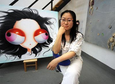 Lou Hui.