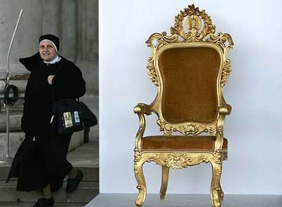 Las mujeres son mayoría entre las fieles de la Iglesia católica. ¿Llegará el día en que una de ellas se siente en el trono de San Pedro?