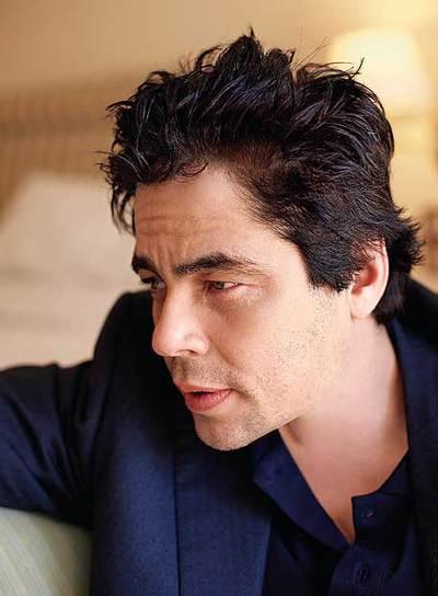 Benicio del Toro, actor revolucionario