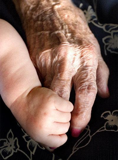 Los abuelos muestran buena disposición para acoger a los nietos