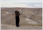 Amos Oz 'entra' en Palestina