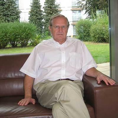 James W. Hudspeth, el pasado 26 de septiembre en Viena.