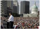 Obama gasta cuatro veces más en anuncios que su rival