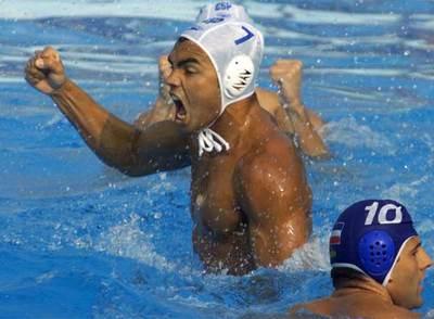 prohibido árabe Deportes acuáticos