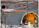El túnel de Bracons, entre Vic y Olot, estará en servicio antes de primavera