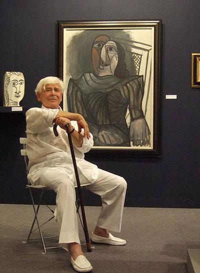 Jan krugier coleccionista y comerciante de arte edici n - Galerista de arte ...