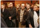 Un minuto de homenaje a Uria en el salón de plenos de Azpeitia