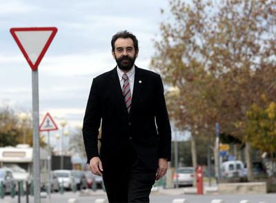 Miguel Ángel Fernández, vicerrector de Convergencia Europea de la Politécnica.