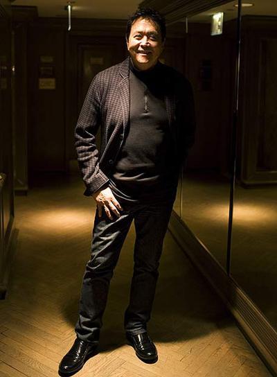 El empresario estadounidense Robert Kiyosaki.