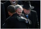 Bush se retira a Tejas