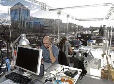 La oficina transparente edici n impresa el pa s for Oficina de vivienda comunidad de madrid