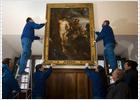 Van Dyck vuelve a El Escorial