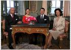 Victoria de Suecia logra el permiso para casarse