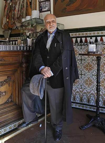 Francisco Nieva. Foto Uly Martin. El Pais (c)