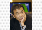 Murakami presentará a súa última novela en Santiago