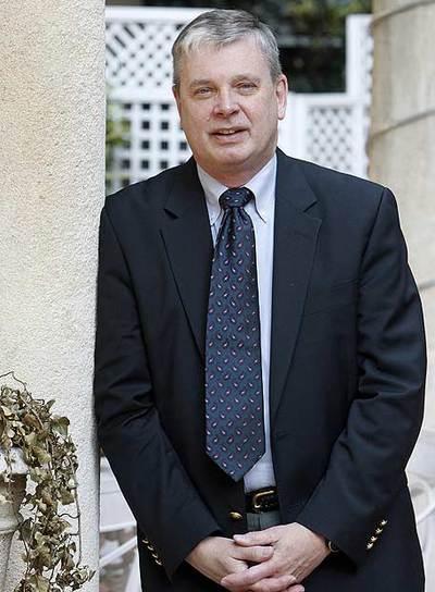 Thomas Gingeras, especialista en genómica.