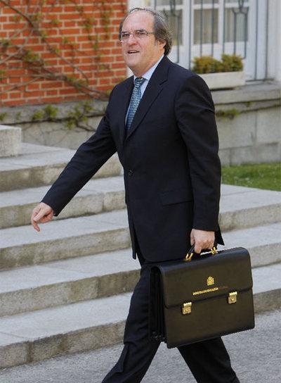 El nuevo ministro de Educación, Ángel Gabilondo.
