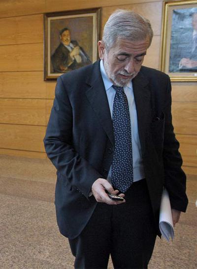 El consejero de Economía madrileño, Antonio Beteta.
