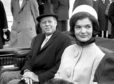 Jacqueline y John F. Kennedy, en una imagen de 1961.