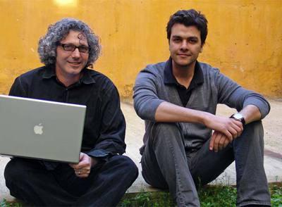 Julián Lerer y Tomy Pelluz, ex directivos de Neurona y fundadores de Qapacity.