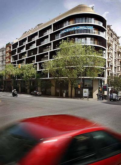 Promoción en rebajas de Metrovacesa en Barcelona.