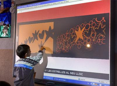 La escuela digital da sus primeros pasos en España.