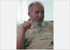 Fathi al Jahmi, el más célebre disidente libio