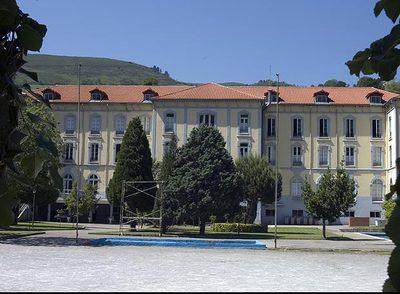 Seminario de los Legionarios de Cristo de Ontaneda (Cantabria), donde se produjeron abusos sexuales durante años. Las denuncias de las víctimas nunca fueron atendidas.