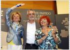 Griñán acusa al PP de pedir votos con