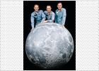 40 años en la Luna