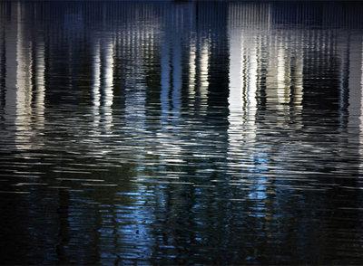 Reflejos en el agua  , de Ralf Pascual.