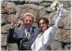 Boris Becker se casa por segunda vez en Saint Moritz