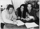 Allen Klein, 'tiburón' de los Beatles y los Rolling Stones