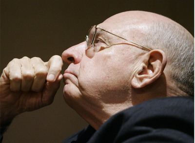 Thomas Pickering, durante una conferencia de prensa celebrada en Washington hace dos años.