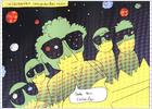 Música y cómic, resumen de 15 años de Los Planetas